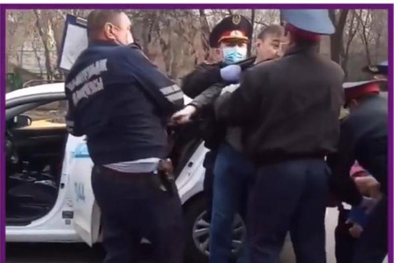 Проигнорировавших карантин пьяных нарушителей наказали в Алматы