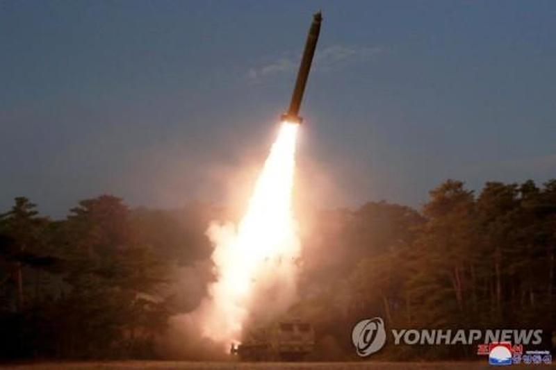 Шимолий Корея Шарқий денгизга иккита ракета учирди
