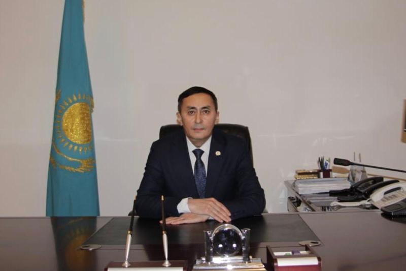 В Актюбинской области новый аким района