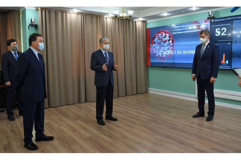 Мемлекет басшысы: Карантин режимін қатаң сақтау – баршамызға ортақ міндет