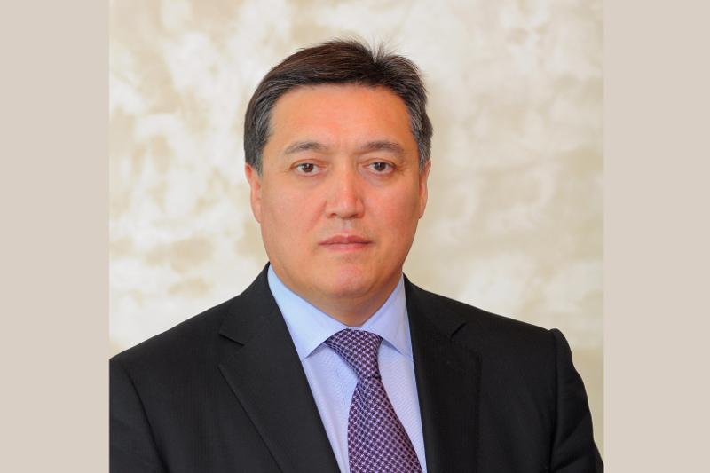 Аскар Мамин поздравил казахстанцев с Наурызом