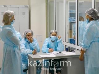 Алматы облысында 20 санитарлық бекет қойылады