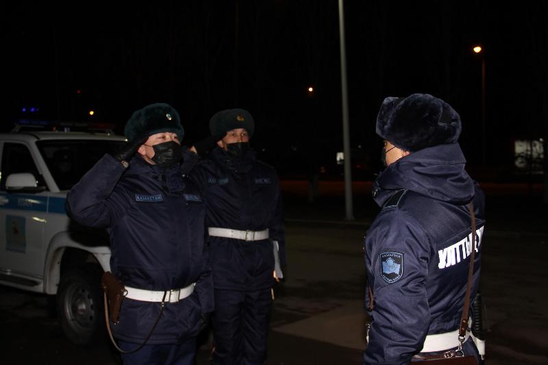 Нацгвардия усилила патрулирование в Нур-Султане и Алматы