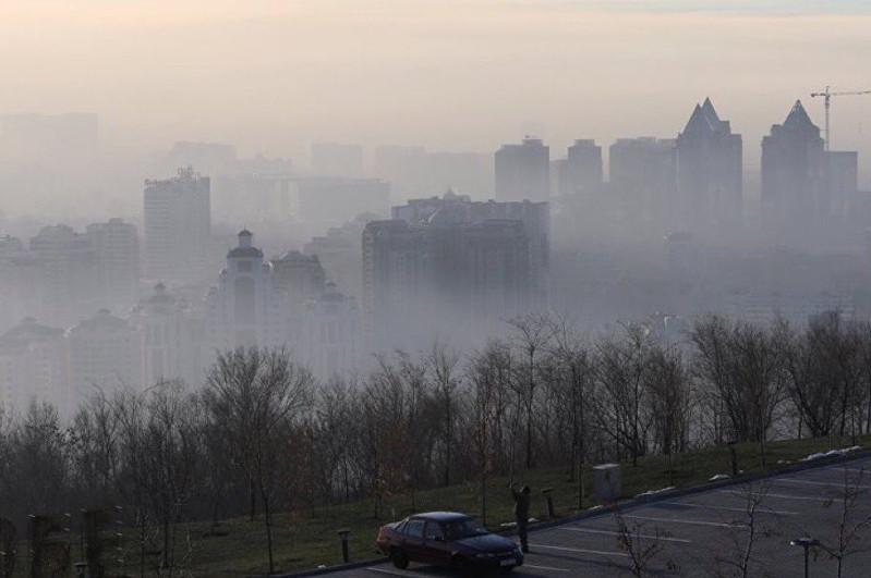 Основной источник загрязнения воздуха определят в Алматы