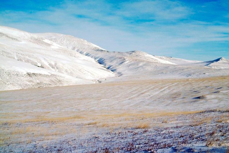 Спутниковые снимки помогли определить объемы снега в стране