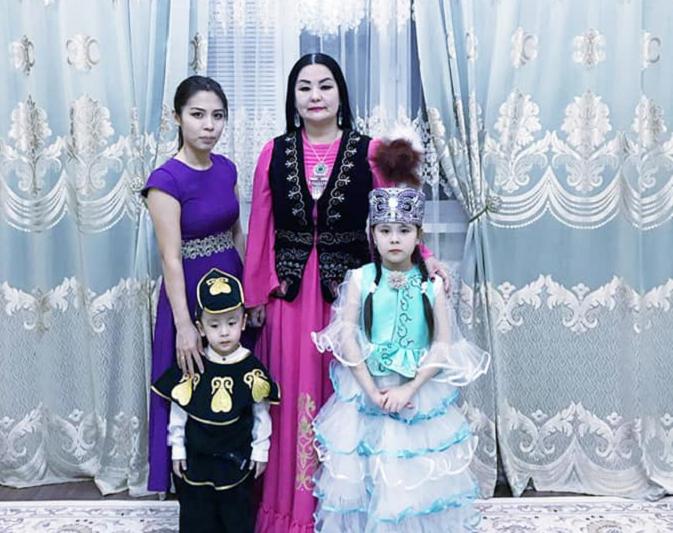 Необычный челлендж на Наурыз устроили жительницы Атырауской области