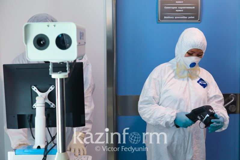 Қозоғистонда коронавирус билан касалланганлар сони 61 кишига етди