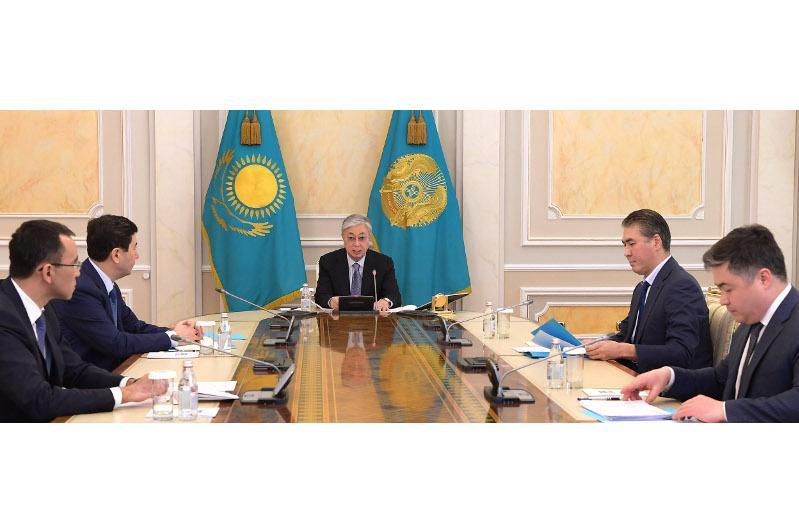 Выступление Президента Касым-Жомарта Токаева на заседании Государственной комиссии по чрезвычайному положению