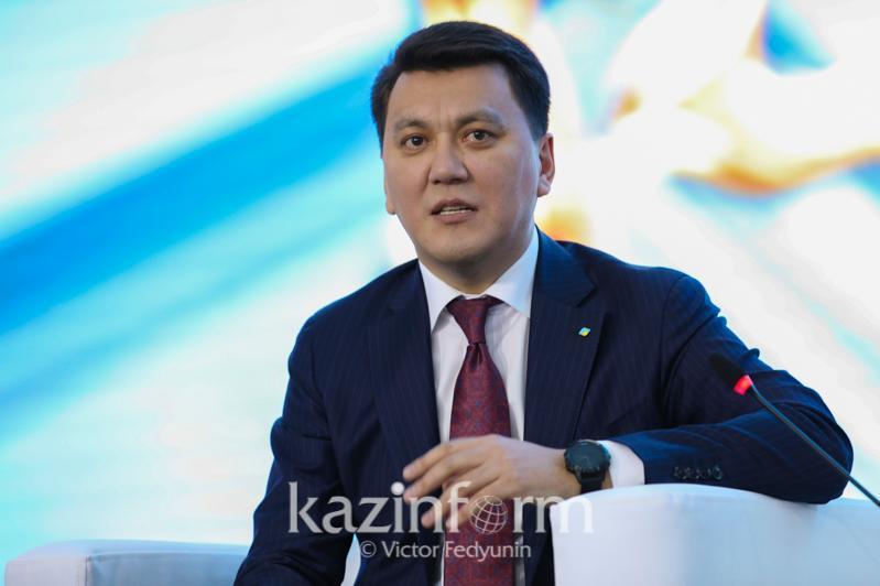 Ерлан Карин: Глава государства озвучил новый пакет антикризисных мер по поддержке граждан и МСБ
