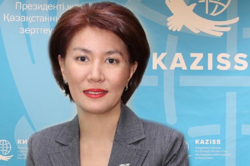 Зарема Шаукенова: Забота о здоровье нации, её будущее  — это главное