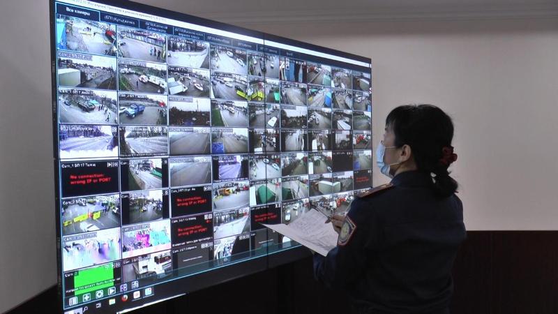 Обстановка на блокпостах в Алматы контролируется с помощью «Сергек»