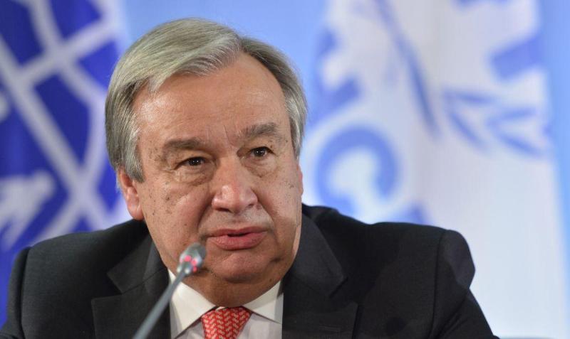 Генсек ООН призвал к прекращению огня в связи с пандемией коронавируса