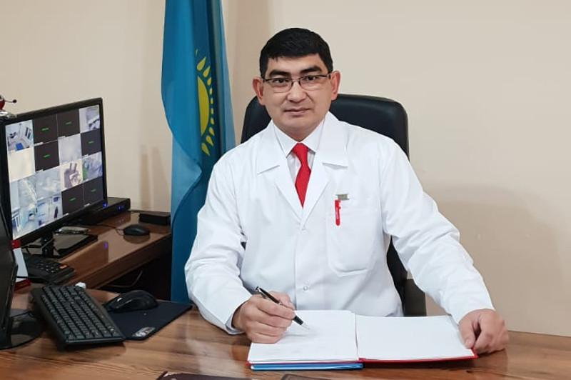 Жанболат Ділдәбеков: Президенттің дәрігерлер еңбегін бағалағаны - біз үшін зор мәртебе
