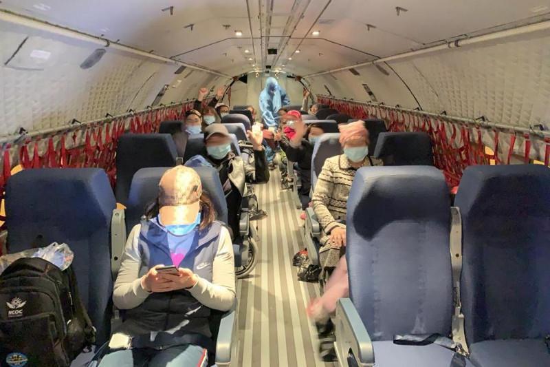 Казахстанских детей эвакуировали из Кыргызстана