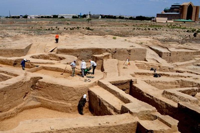 Күлтөбе қалашығындағы ғибадатхана Наурызды қарсы алатын киелі орын болған - ғалымдар