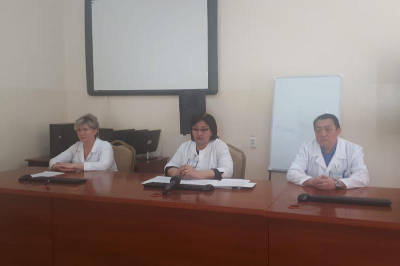 Меры предосторожности от инфекции COVID -19 объяснили врачи Туркестанской области