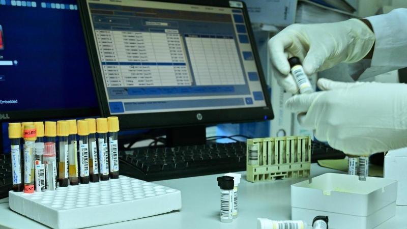 О состоянии здоровья заболевшего в Жамбылской области