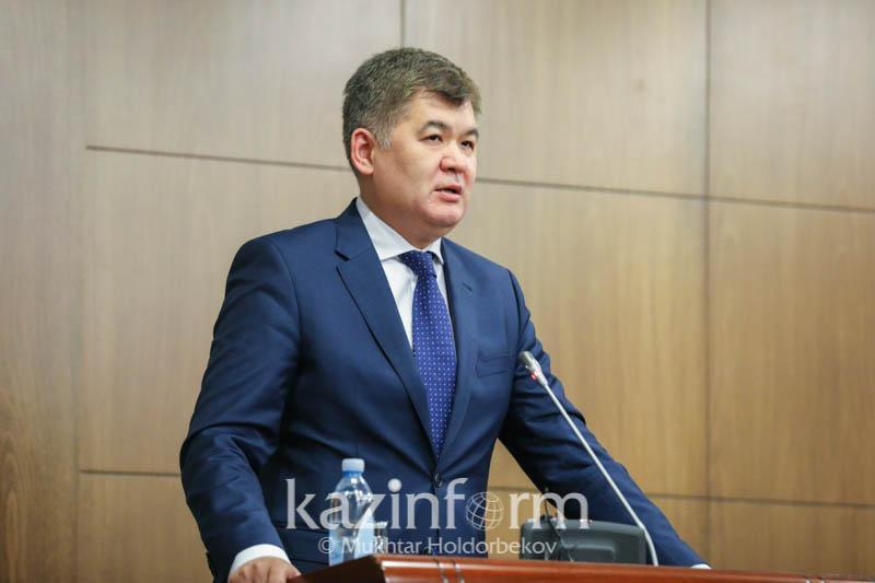 Coronavirus peak will be in April, Health Minister Birtanov