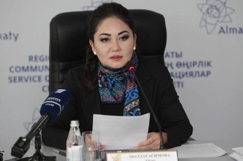 Главный санврач Алматы после карантина вышла на работу