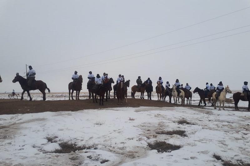 Алматы облысында бәйге ұйымдастырылды деген ақпарат жалған - әкімдік