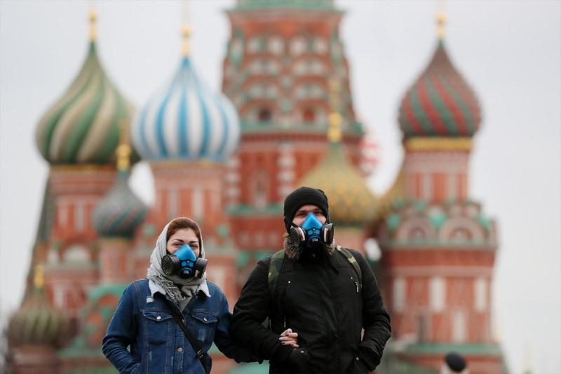 Из-за COVID-19 в России объявлена нерабочая неделя