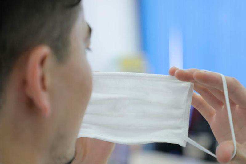 Азық-түлік дүкеніне келгендерге маска тағуға міндеттеледі – санитарлық дәрігерлер