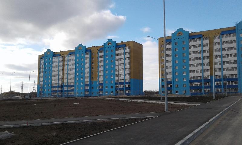 60 тысяч человек будут жить в новом микрорайоне Семея – Даниал Ахметов