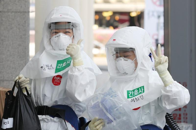 South Korea: New virus infections hover around 100 for 2nd day on imported cases