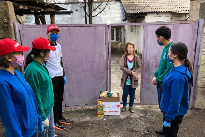 Акция «Біз біргеміз!»: помощь получили 11,6 тысяч семей