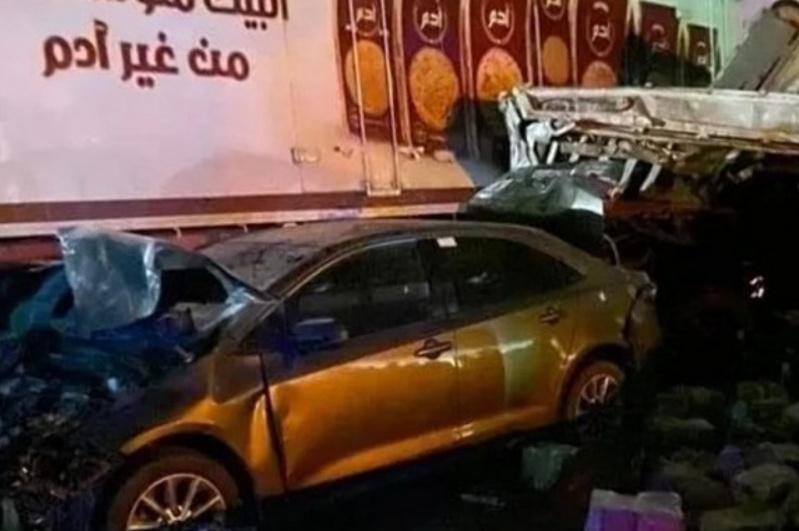 16 killed in Egypt multi-car crash