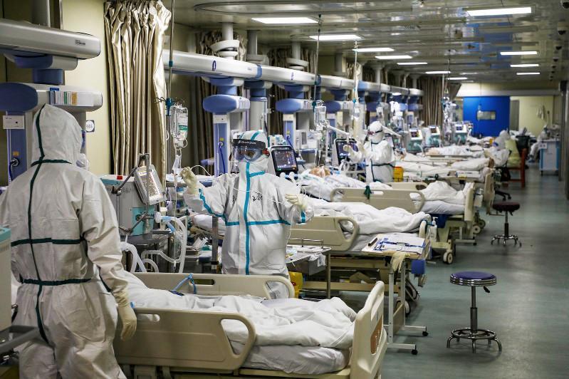 Uzbekistan building hospitals for coronavirus patients