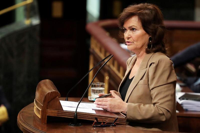 西班牙副首相冠病检测呈阳性