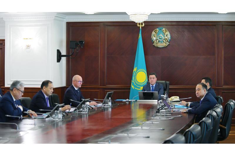 Госкомиссия утвердила решение об усилении режима карантина в Нур-Султане и Алматы