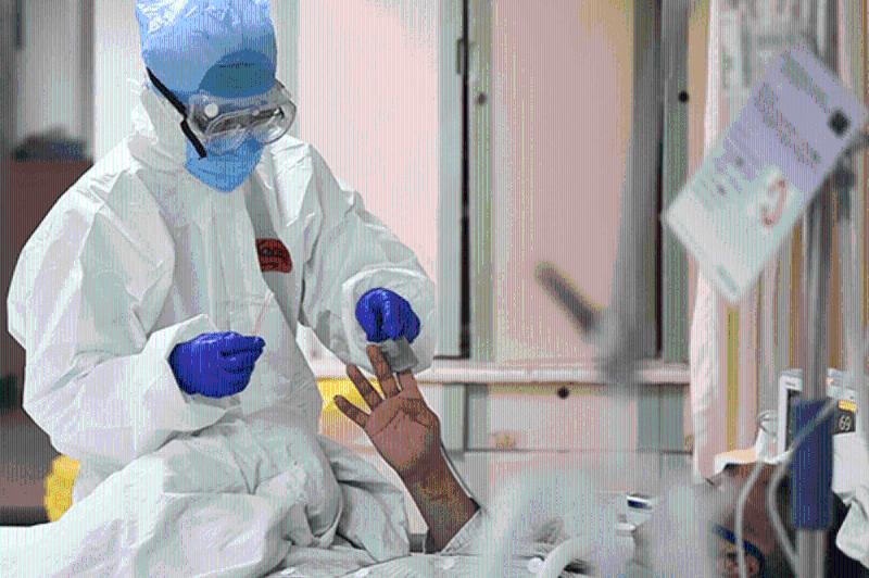 Подробности с заболевшим в Жамбылской области