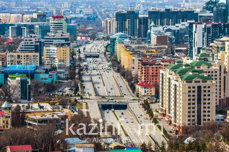Almatyda koronavırýstyń 20 oshaǵy anyqtaldy
