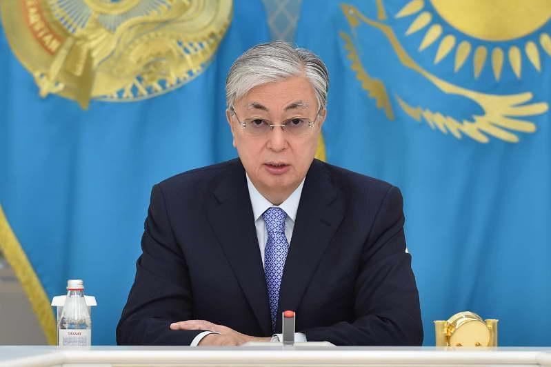 We will together win coronavirus battle, Kazakh President