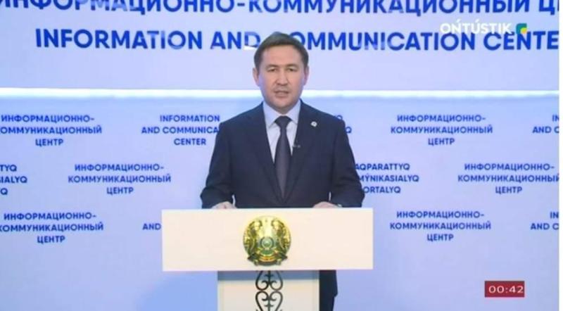 Ограничительные меры в Шымкенте из-за COVID-19 - обращение акима Мурата Айтенова