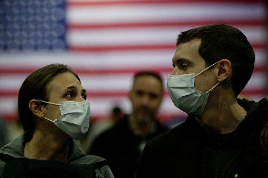 США вышли на первое место по числу заражений коронавирусом