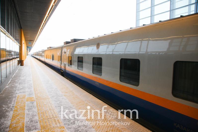 Пункт для осмотра прибывающих на транзитных поездах открыли в  Петропавловске