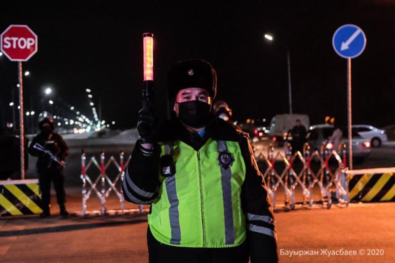 Как будут наказывать нарушителей усиленного режима карантина в Алматы