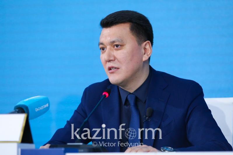 Ерлан Карин прокомментировал назначение Гульшары Абдыкаликовой  на пост руководителя региона