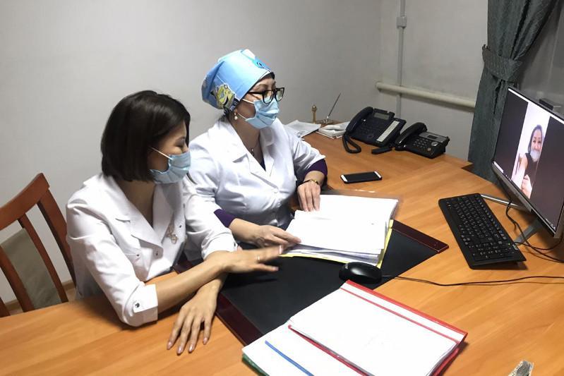 В Алматы внедрена услуга «Онлайн-консультация с врачом» для беременных