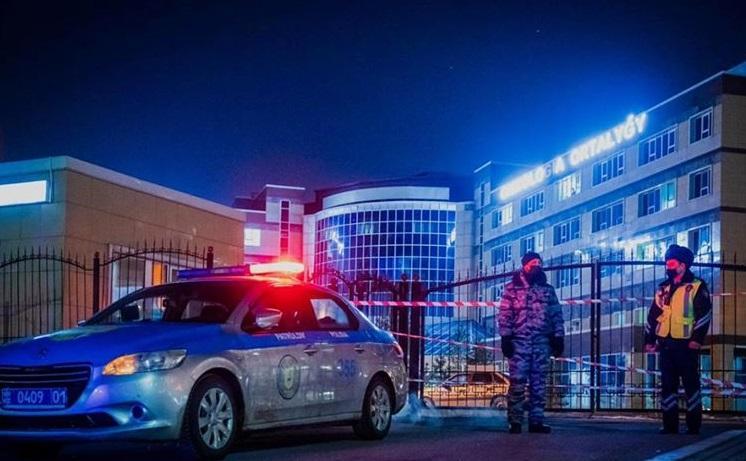 На карантин закрыли два медцентра в Нур-Султане