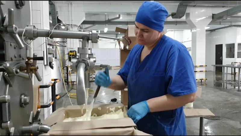 О продовольственной безопасности в условиях ЧП рассказали в Акмолинской области