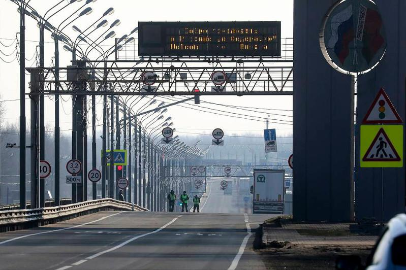 Russia closes border on March 30