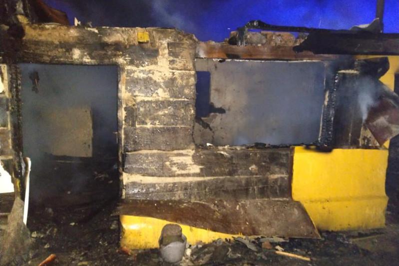 При пожаре в Актюбинской области погибла 57-летняя женщина
