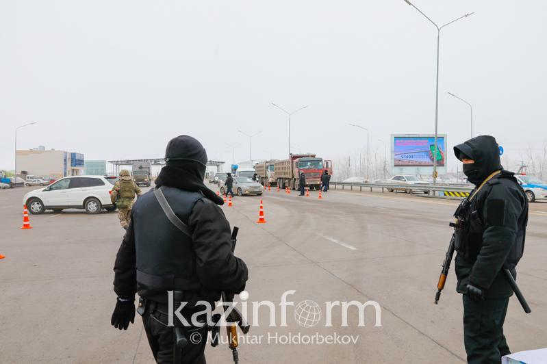С 30 марта Атырау будет закрыт на карантин