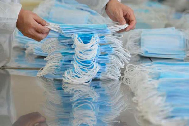 Қазақстанда тәулігіне бір миллионға жуық маска шығарылады