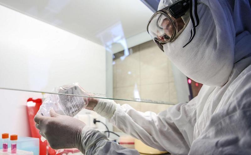 Qazaqstanda ekinshi medbıke koronavırýs juqtyrdy