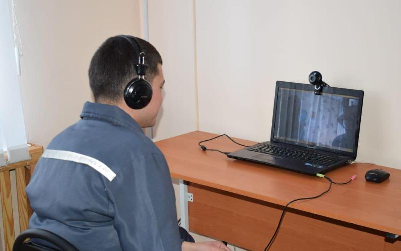 ТЖ режимі: СҚО түрмелері туыстармен көрісуді онлайн ұйымдастырды